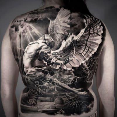 De allerbeste tatoeëerders ter wereld – Carlos Torres 2