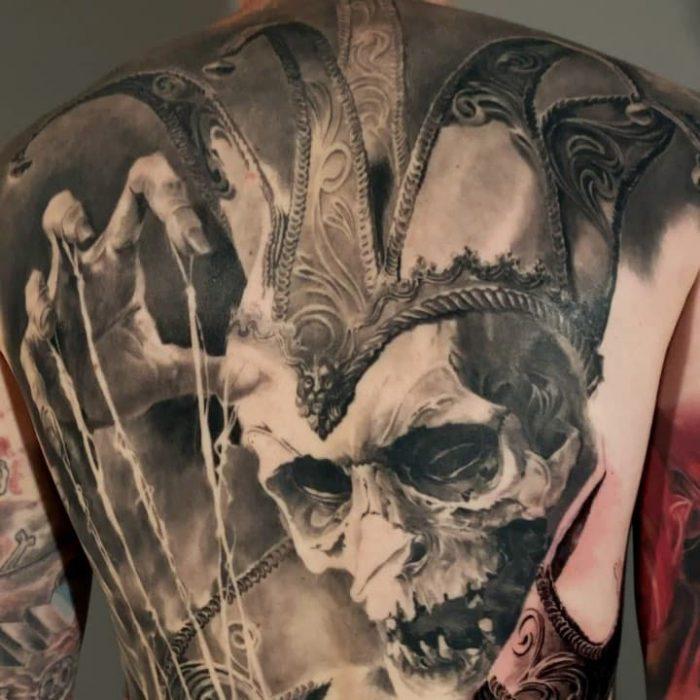 De allerbeste tatoeëerders ter wereld – Carlos Torres 3