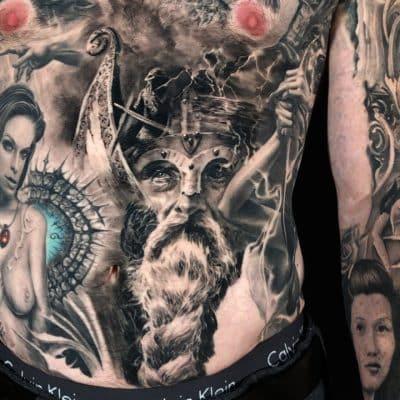 De allerbeste tatoeëerders ter wereld – Carlos Torres 4