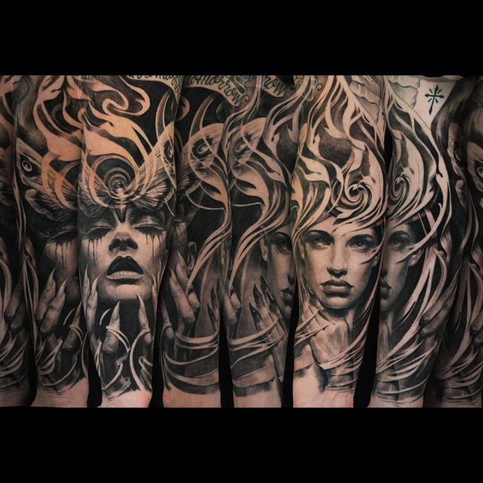 De allerbeste tatoeëerders ter wereld – Carlos Torres 6