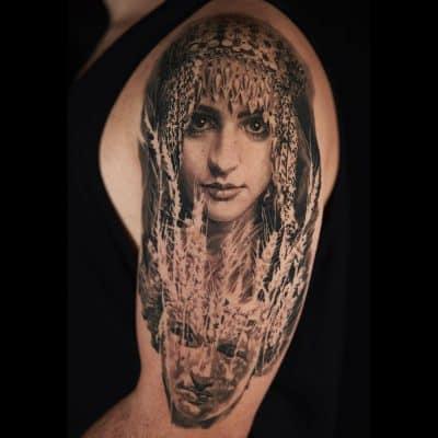 De allerbeste tatoeëerders ter wereld – Carlos Torres 8