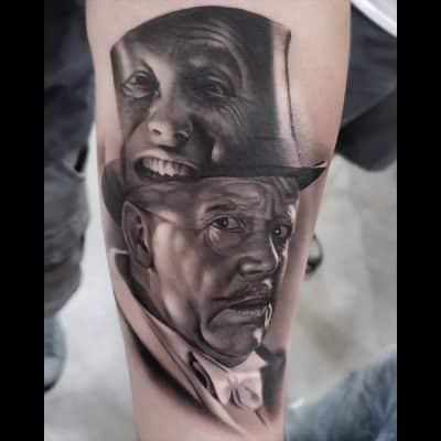 De allerbeste tatoeëerders ter wereld – David Vega 5