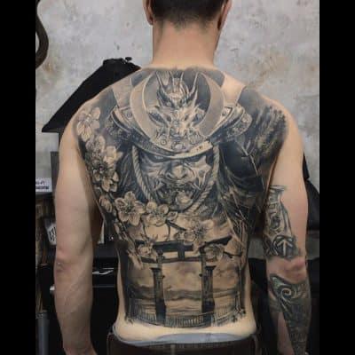 De allerbeste tatoeëerders ter wereld – Dmitriy Samohin 1