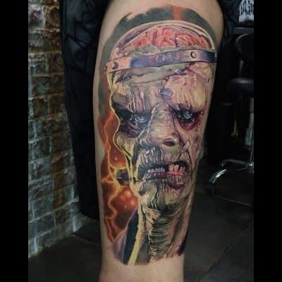 De allerbeste tatoeëerders ter wereld – Dmitriy Samohin 2