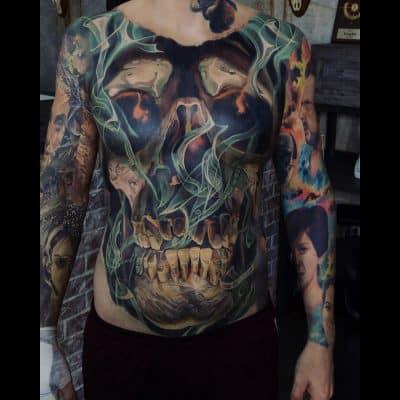De allerbeste tatoeëerders ter wereld – Dmitriy Samohin 4