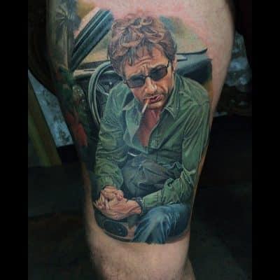 De allerbeste tatoeëerders ter wereld – Dmitriy Samohin 5
