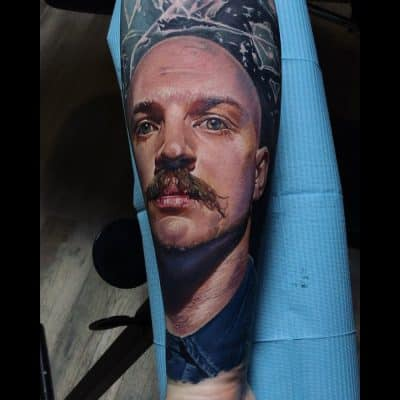De allerbeste tatoeëerders ter wereld – Dmitriy Samohin 6
