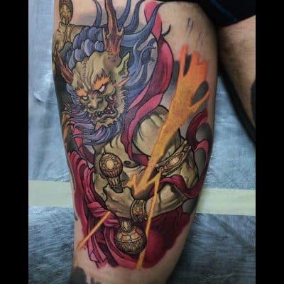 De allerbeste tatoeëerders ter wereld – Dmitriy Samohin 7