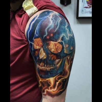 De allerbeste tatoeëerders ter wereld – Dmitriy Samohin 8