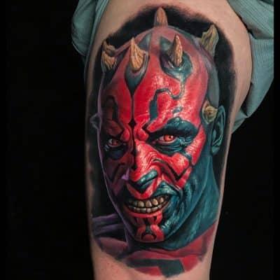 De allerbeste tatoeëerders ter wereld – Evan Olin 1