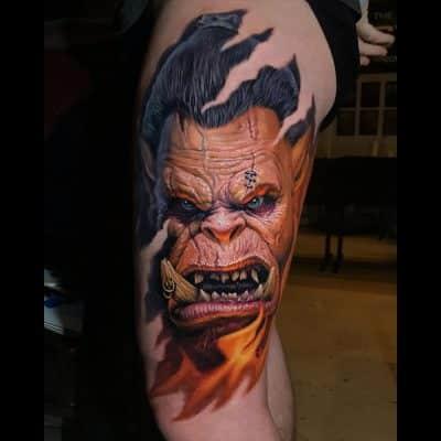 De allerbeste tatoeëerders ter wereld – Evan Olin 3