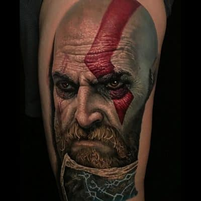 De allerbeste tatoeëerders ter wereld – Evan Olin 4