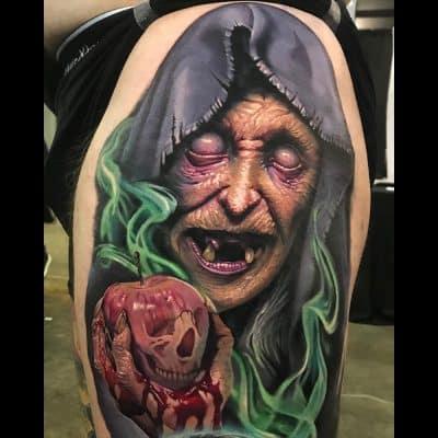 De allerbeste tatoeëerders ter wereld – Evan Olin 7