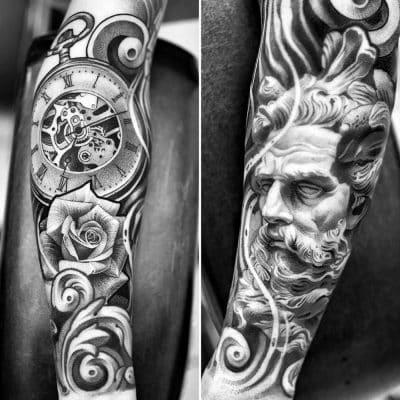 De allerbeste tatoeëerders ter wereld – Lil' B 1