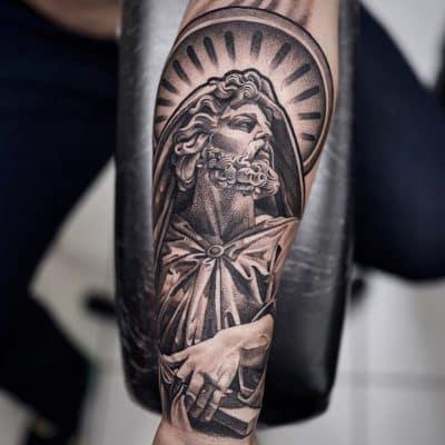 De allerbeste tatoeëerders ter wereld – Lil' B 2