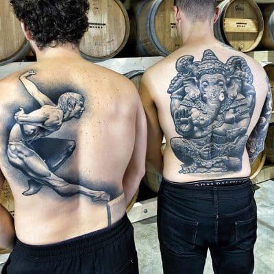 De allerbeste tatoeëerders ter wereld – Lil' B 4