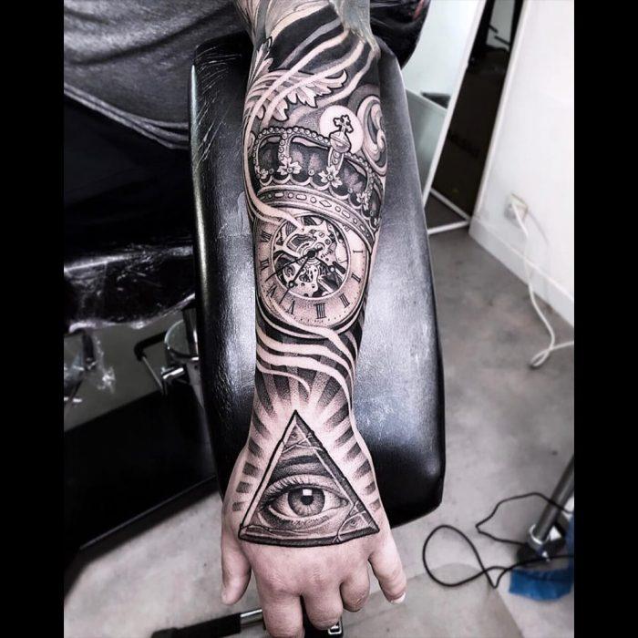De allerbeste tatoeëerders ter wereld – Lil' B 5