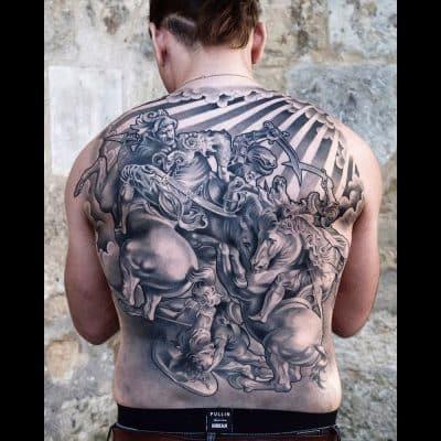 De allerbeste tatoeëerders ter wereld – Lil' B 8