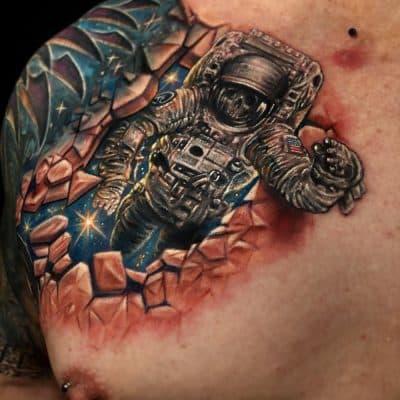 De allerbeste tatoeëerders ter wereld – Mike DeVries 3