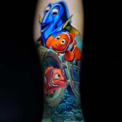 De allerbeste tatoeëerders ter wereld - Nikko Hurtado 2