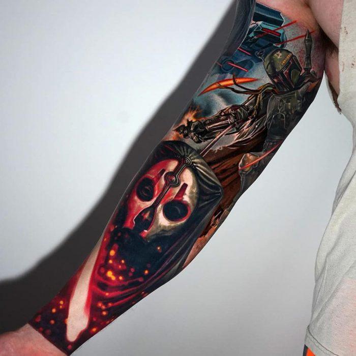 De allerbeste tatoeëerders ter wereld - Nikko Hurtado 4