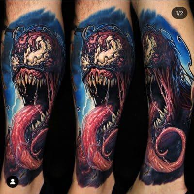 De allerbeste tatoeëerders ter wereld - Nikko Hurtado 7