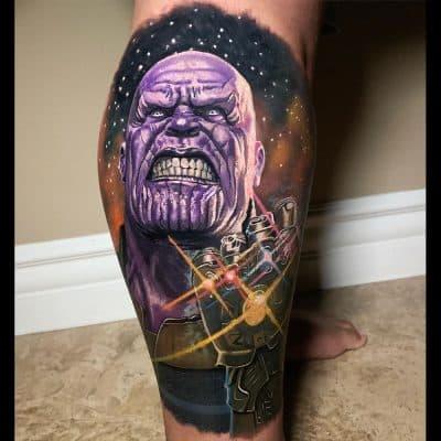 De allerbeste tatoeëerders ter wereld - Steve Butcher 2