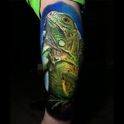 De allerbeste tatoeëerders ter wereld - Steve Butcher 4