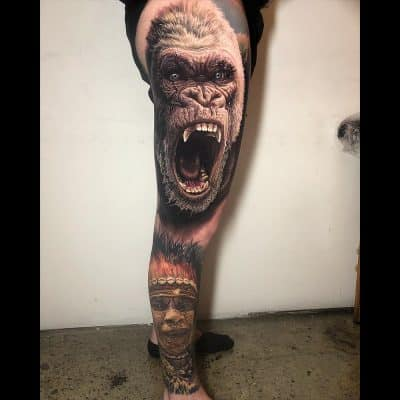De allerbeste tatoeëerders ter wereld - Steve Butcher 7