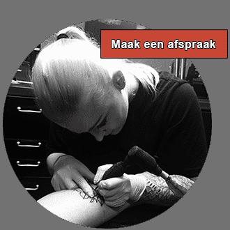 Danique blackwork lijnwerk dotwork tattoos